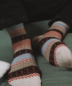 Chaussette laine homme et femme