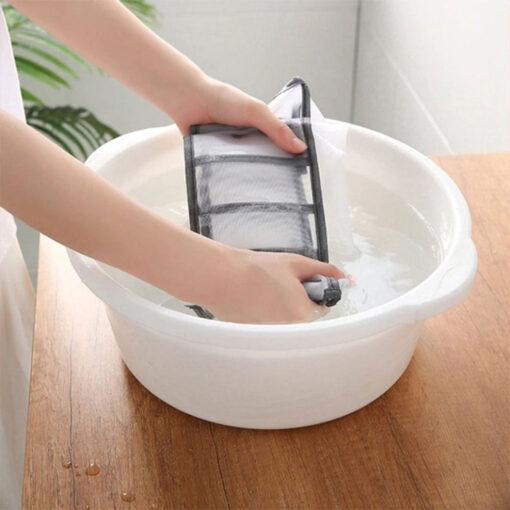 Boite de rangement lavable